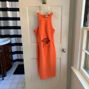 Like New / Likely Orange Dress Size 2